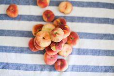 all the peaches.