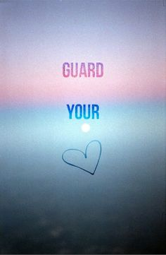 Guard your heart!  Ciana is a licensed and accredited hair, make-up, and skin professional who also taps into energy alignment to provide spiritual counseling! Call (310) 924-9526 or visit www.cianaheals.com for more information!