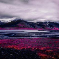 Paysages de l'Arctique par Daniel Zvereff