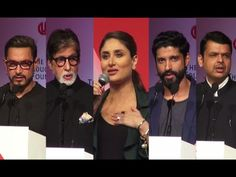 Bollywood Celebs Speech At Global Citizen India Project