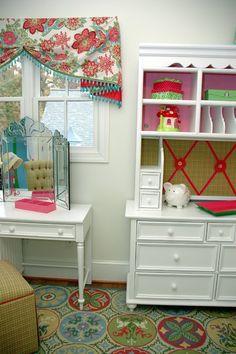 Chambre d'enfant de style traditionnel