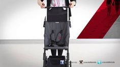 Cocolatte POCKIT Video (NEW) World Smallest Folding Stroller
