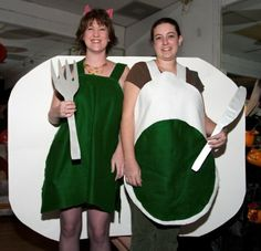 The Inkwell Bookstore Blog: The Monday Menagerie:Literary Costumes for Learned Cos-Players IV... Green Eggs and Ham!  I never imagined this costume before... RC.