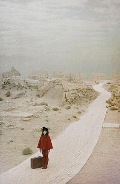 Hui Yi turns dreams into photographs.