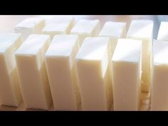 """Read about Castille soap origins and descriptions. Learn several easy recipes for making your own homemade """"Castile"""" olive oil soap. Soap Making Recipes, Homemade Soap Recipes, Easy Recipes, Castile Soap Recipes, Savon Soap, Diy Vintage, Olive Oil Soap, Olive Oils, Goat Milk Soap"""
