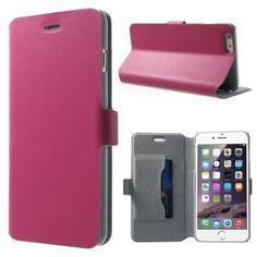 Köp Doormoon Läderplånbok Apple iPhone 6 Plus/6S Plus rosa online: http://www.phonelife.se/doormoon-laderplanbok-apple-iphone-6-plus-rosa