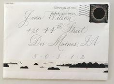 pushing the envelopes: October 2017