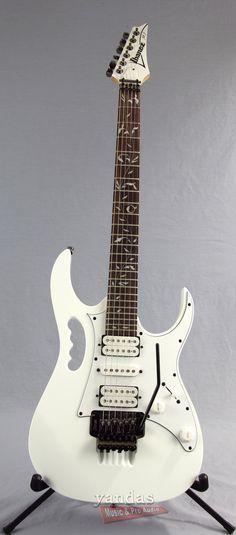 Ibanez JEM Jr. Steve Vai Signature Electric Guitar
