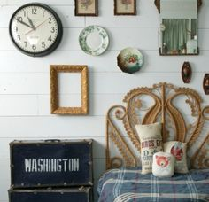 A guide to great decorating on a small budget.