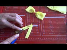 Moños y Lazos en fondant pasteleriaycupcakes.com - YouTube