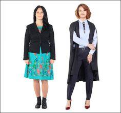 Hatvan fotó a nőkről, milyenek voltak a stílustanácsadó előtt és után… - Ketkes.com