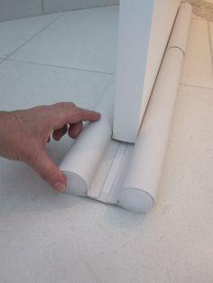 """Veda-Portas 100cm - branco """"O Original"""""""