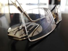 Glass reflaction