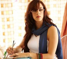 British Indian Actress Hazel Keech