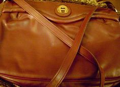 SALE Etienne Aigner Purse Handbag Large by SkyAccessoryBoutique, $11.00