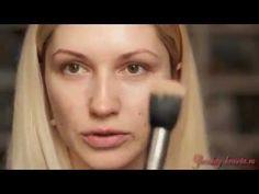 Идеальный повседневный макияж для блондинок