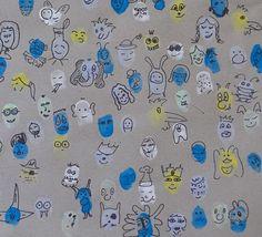 Fingerprint figures