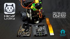 Hicat.livera - Start making your first machine vision robot  byTeam Hicat  Livera aims to bring low cost machine vision features to let more people DIY their own robot, spoting and collecting more fun in lifeRead more
