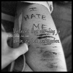 selbstmordgedanken kann ich verstehen