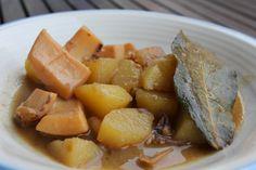 Un perfecto plato completo, fácil y que podemos tener preparado con antelación.       INGREDIENTES (4 personas)   - 10 almendras tostadas  ...