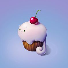 Art Snacks: Illustrations Of Food Depicted As Adorable Animals