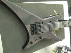 Jackson Warrior Custom 7 String
