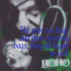 """""""The Poor sea hags and them sleepin' bags, they all began to reek."""" From Yo-Ho!, the new single by Tall Piggy coming 10.28.16. https://www.instagram.com/p/BLJIXLOAdGa/?taken-by=tallpiggy #SleepingBags #SeaHags #YoHo #NewSingle #Pirates #NewMusic #TallPiggy"""