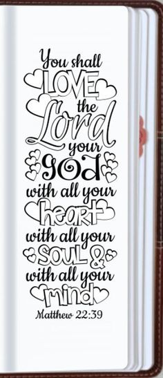 Best Quotes Bible Verses Love The Lord 46 Ideas Bible Study Journal, Scripture Study, Bible Art, Bible Scriptures, Bible Quotes, Art Journaling, Beautiful Words, Bible Coloring Pages, Life Quotes Love