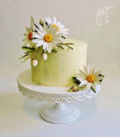 Mother's Day Cake by Jeanne Winslow