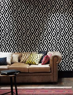 Horizons Wallpaper - New Collection from Casamance