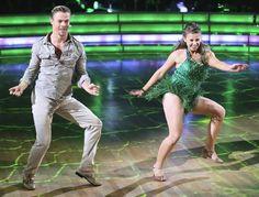 Watch Bindi Irwin Dancing With The Stars performance.
