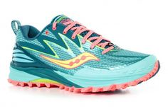SAUCONY PEREGRINE 5 WOMAN BLUE  #saucony #trailrunning #trail #peregrine