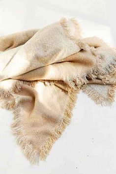 Oversized Geo Blanket Scarf - Urban Outfitters