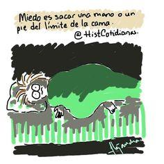 Miedo es: by histcotidianas