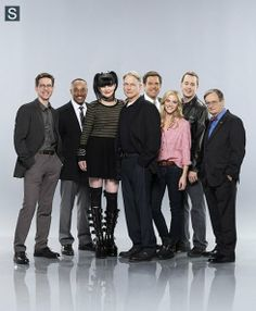 NCIS - Season 11 - New Cast Group Promotional Photo