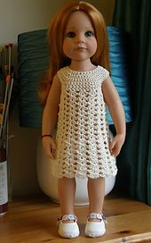 Ravelry: Baby Sasha Summer Outfit pattern by Lauri Bolland