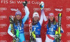 Mikalea Shiffrin se impone, en el slalom de Kühtai, al mal tiempo y a sus rivales | Lugares de Nieve