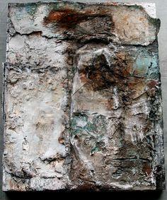 mischtechnik 40x50 art by Sonja Bittlinger