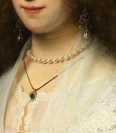 Harmenszoon Van Rijn Rembrandt: Maria Trip