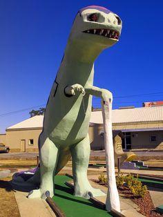 Goofy Golf, Pensacola, FL