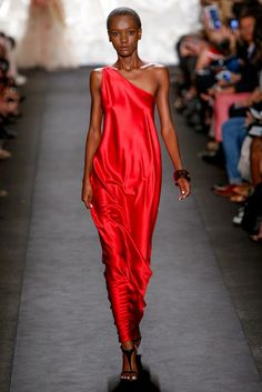 Naeem Khan Spring 2015 Ready-to-Wear - Collection - Gallery - Look 34 - Style.com #nyfw