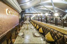 Café Deco by 4N Architects, Shanghai – China » Retail Design Blog