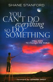 """Daily Favor Blog 12/19/14 Book of the Week """"You Can't Do Everything, So Do Something"""" http://favored1-dailyfavor.blogspot.com/2014/12/do-something.html"""
