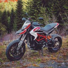 Dirty Ducati 😈 #terravelocista #ducati #hypermotard #hypersp #hypermotardsp #jetcityhooligan #pnwriders #wa #pnw #upperleftusa #washington #pacificnorthwest #dualsport #advrider #adv #adventure #explore #braaap #ducatiusa #ducatigram #ducatistagram... Ducati Motorcycles, Ducati Scrambler, Cars And Motorcycles, Motocross, Motorcross Bike, Moto Bike, Motorcycle Bike, Motocicleta Ducati Hypermotard, Ducati 1299 Panigale