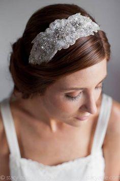 Akcesoria ślubne dla Panny Młodej w stylu vintage [Zdjęcia]