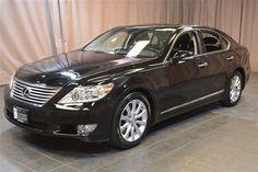 2011 Lexus LS 460, 52,154 miles, $36,900.