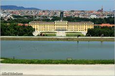 Palatul #Schönbrunn, #Viena, #Austria - Iunie 2014 - Mihai Photo