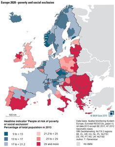Europe 2010 - poverty & social exclusion