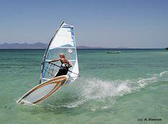 Andre Paskowski....windsurf