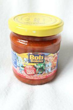Bob the Builder Pasta Sauce (190G)